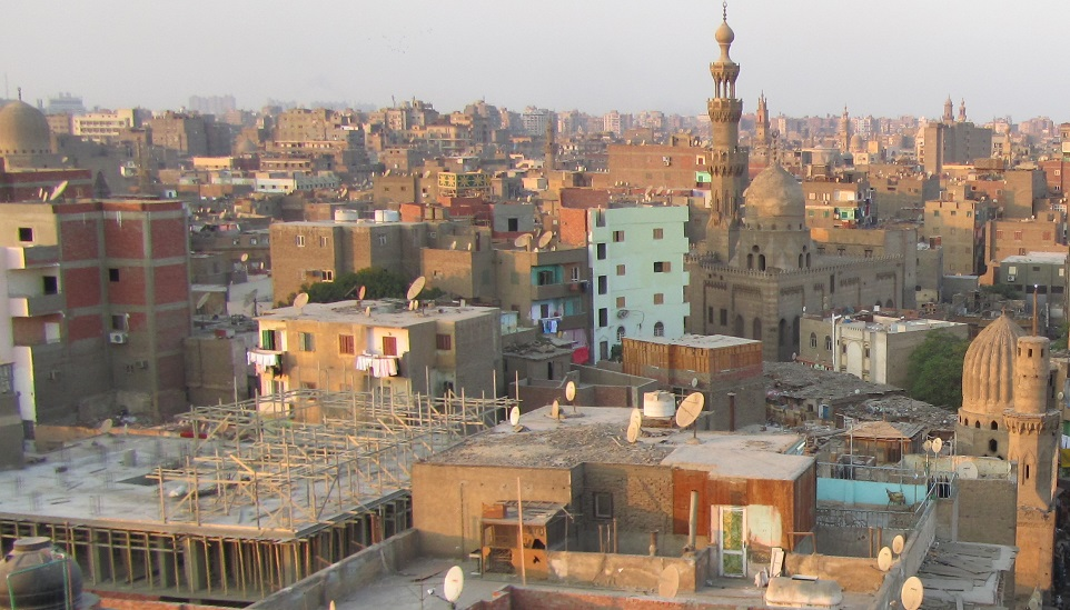 Amazing view over Tripolis